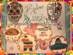 Fiesta Day of the Dead Cookies