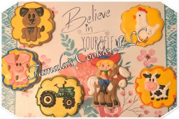 Country boy cookies by Tamalascookie