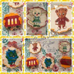 Daniel Cookies by Tamalascookie