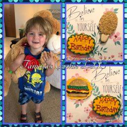 Chicken & Burgers Cookies