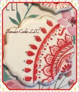 Happy Valentine Cookie Doodle